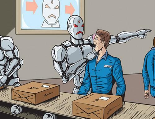 در آینده تنها سه شغل از وجود ربات ها در امان خواهند بود!